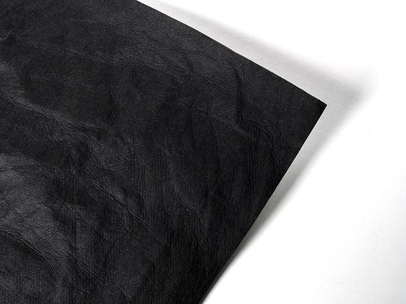 Faux Leather Paper - Black - Silhouette Canada