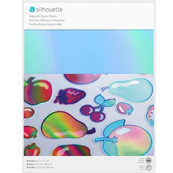 Sticker Sheets - Iridescent - Silhouette Canada