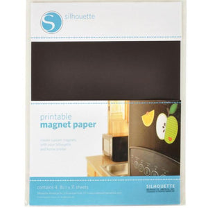 Magnet Paper - Printable - Silhouette Canada