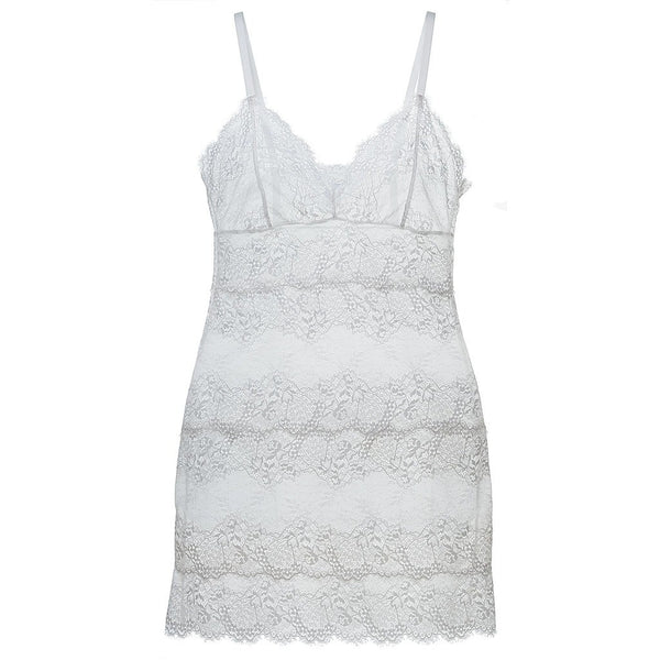 Honeymoon Lace Full Slip