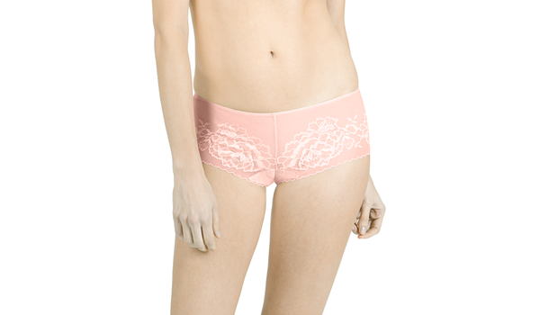 Flora Girl Brief