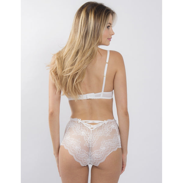 Picture Perfect High Waisted Corset Knicker