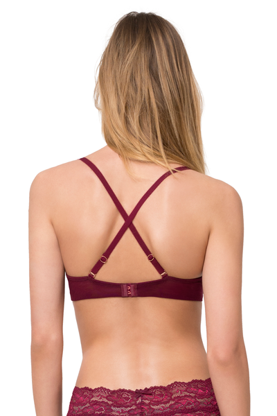 Soiree Wireless Multi-Way T-Shirt Bra (COLORS)