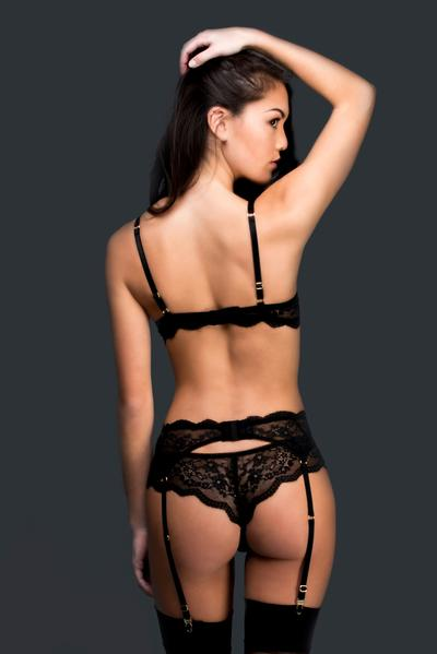 Sophia Suspender Belt (COLORS)