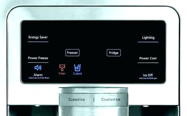 Why has my Samsung Fridge Filter light not reset?