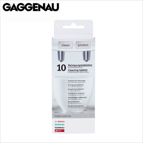 Genuine Gaggenau Cleaning Tablets - 311769 / 311560 / 310575 / 310967 - Thefridgefiltershop