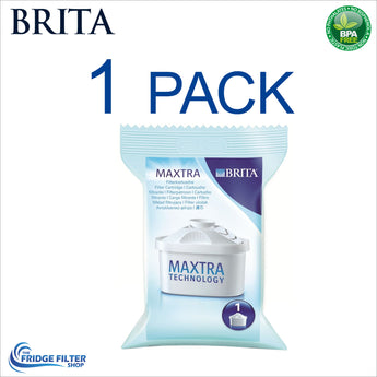 Brita Maxtra Water Filter Replacement Refill Cartridge - Thefridgefiltershop