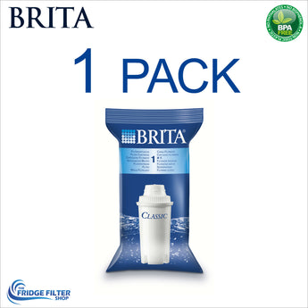 Brita Classic Water Filter Replacement Refill Cartridge - Thefridgefiltershop