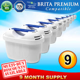 Brita Maxtra+ PLUS Premium Compatible Water Filter Replacement Refill Cartridge - Thefridgefiltershop