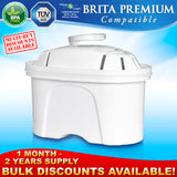 Brita Maxtra Premium Compatible Water Filter Replacement Refill Cartridge - Thefridgefiltershop