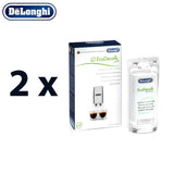 Genuine DeLonghi Descaler for Coffee Machines - 100ml - EcoDecalk DLSC101 - 5513295991 - Thefridgefiltershop