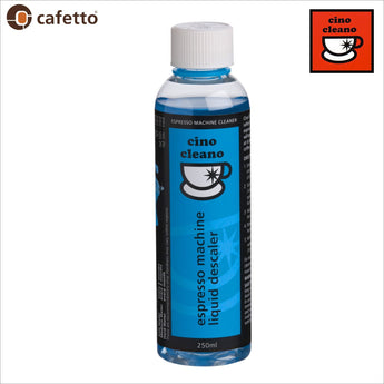 Cino Cleano Cafetto Espresso Coffee Machine Liquid Descaler - 250ml - Thefridgefiltershop