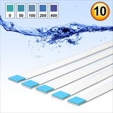 Water Hardness Test Strips Kit Testing Tester Softener (5 strips) - Fast, Easy Accurate Kit - Thefridgefiltershop