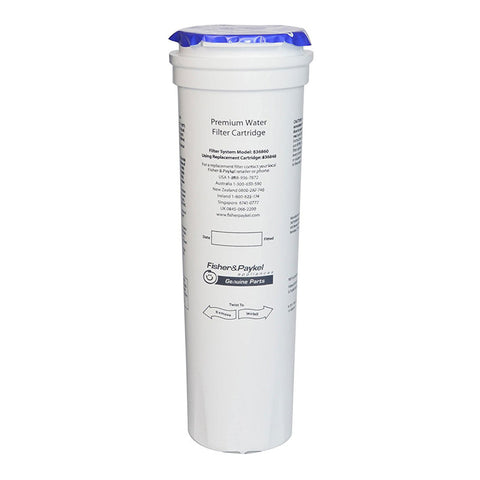 Fisher & Paykel 836848 836860 Replacement Fridge Water Filter