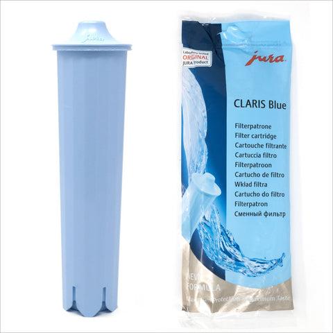 Genuine Original Jura Claris Blue Coffee Water Filter - Thefridgefiltershop