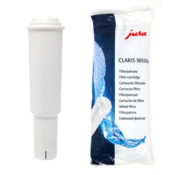 Genuine OEM Jura Claris White Water Filter for Coffee Machine Bean To Cup - Thefridgefiltershop