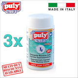 Puly Caff Professional Cleaner Cleaning Tablets Coffee Espresso Machine 100 x 1g tabs - Thefridgefiltershop