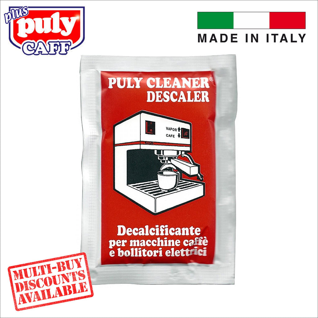 Puly Caff Professional Cleaner Descaler Coffee Espresso