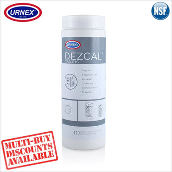 Urnex DEZCAL Espresso Coffee Machine Descaler Decalcifier Descaling Tablets - Thefridgefiltershop