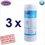 Urnex RINZA® Milk Line Frother Cleaning Tablets Coffee Espresso Machine - M61 - Thefridgefiltershop