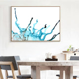 Large Abstract Painting Artwork for Wall Home Decor