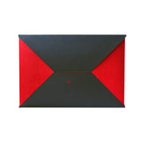 Black & Red sleeve/slip case for Macbook
