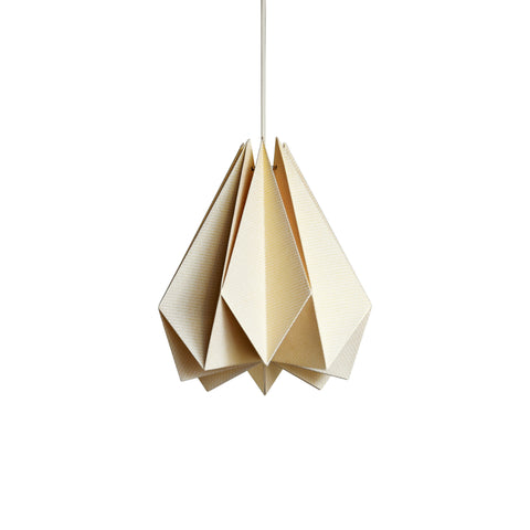 Brownfolds Origami paper lamp shade buy online India