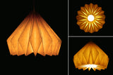 best designer lamp shade under Rs. 500 origami paper lamp