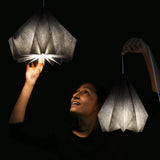 Top 10 Ten Hanging Origami pendant lamp design shop online