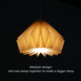 Shop hanging paper lamp online e-commerce