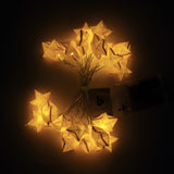 Buy LED Star String Fairy Light online India e commerce
