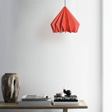 Home decor ideas paper origami lamp shade buy now Architecture and Design