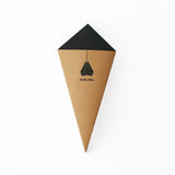 Origami Cone Paper Lampshade Classy Packaging Design Ideal Gift