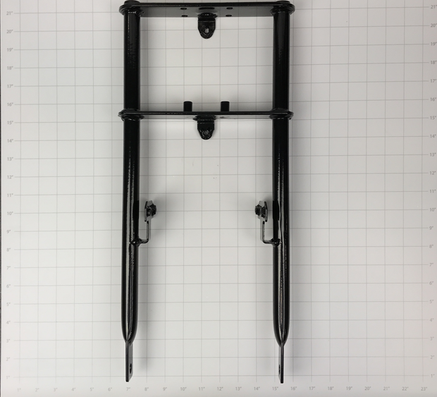 FORK, FRONT BLACK RIGID MM-B80