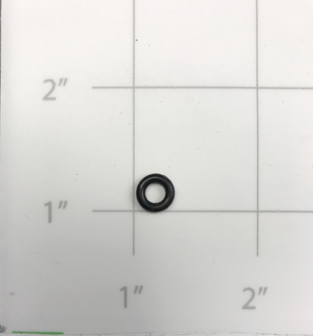 O-RING, RUBBER 4 ID X 8.5 OD X 1.75
