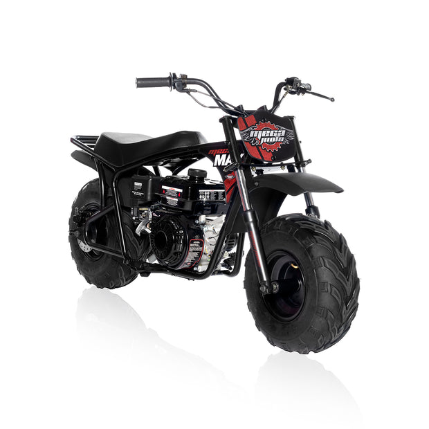 Mega Max 212cc Mini Bike with Suspension
