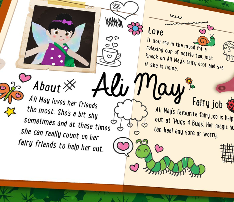 Ali-May - Fairy Friend