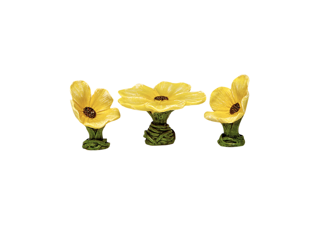 Fairy Flower Table Set