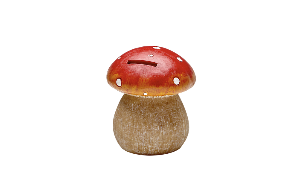 Toadstool Money Bank