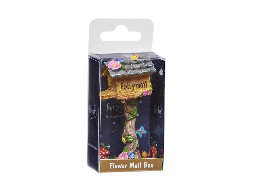 Flower Mail Box