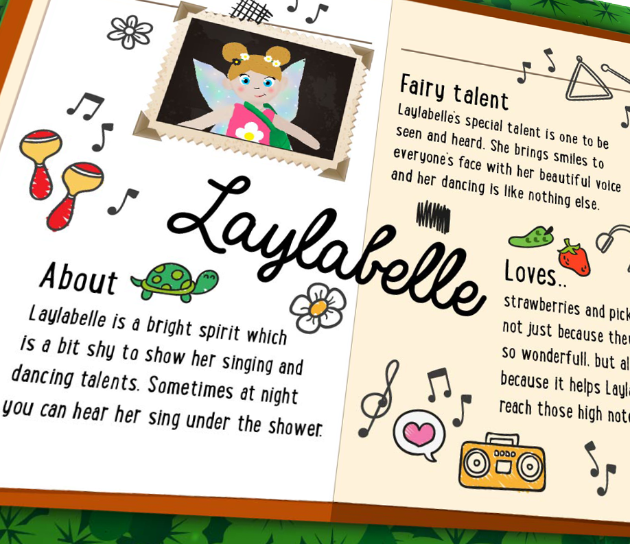Laylabelle - Fairy Friend