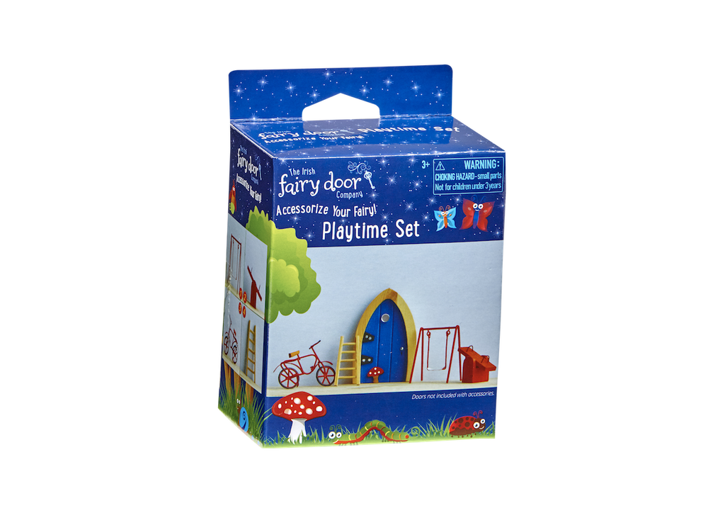 4-Piece Fairy Playtime Accessory Set