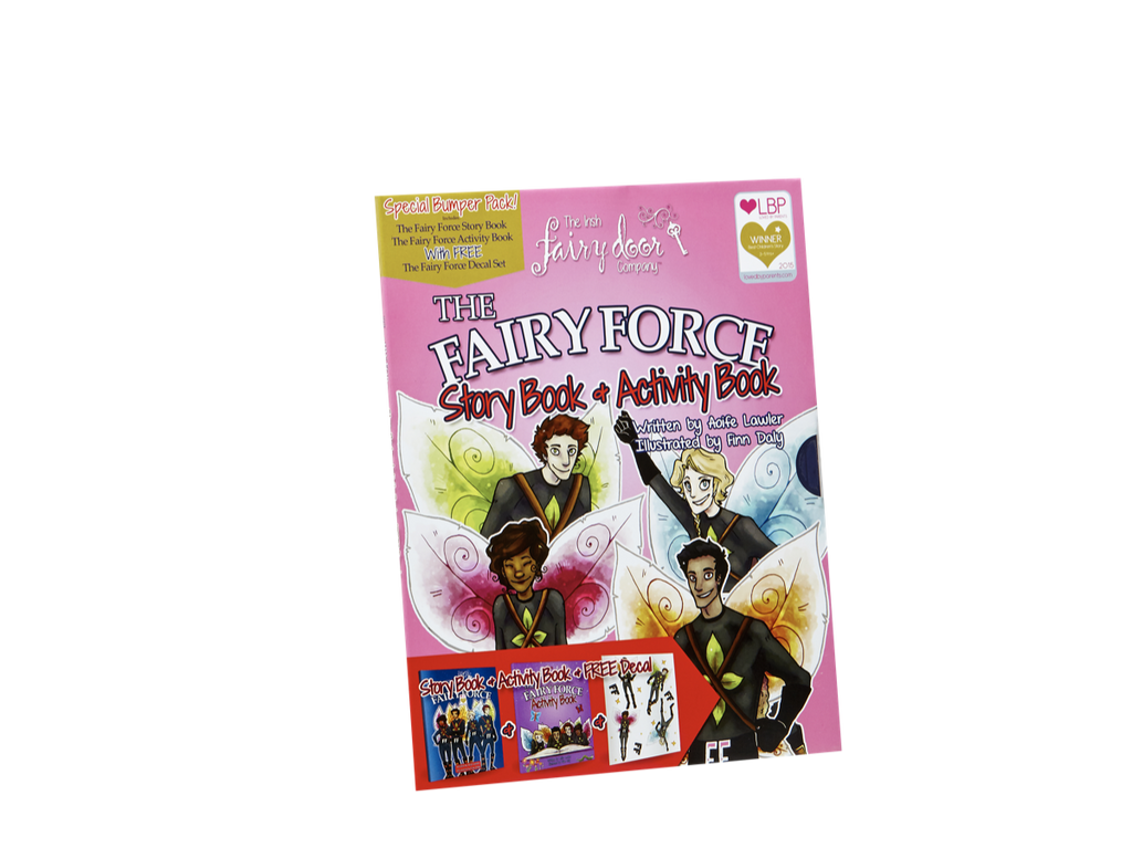The Fairy Force Children's Story & Activity Pack