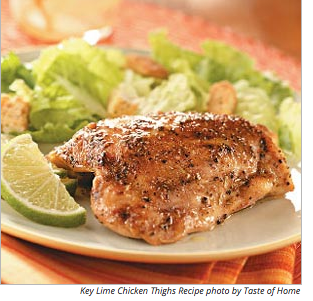Key Lime Chicken- From Taste Of Home