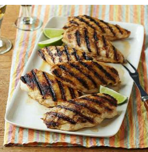 Tequila Lime Chicken-Ina Garten