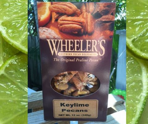 Wheelers Key Lime Pecans-12 oz