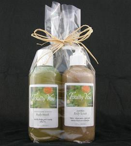 Gift Pack Body Wash & Body Scrub