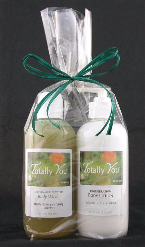 Gift Pack Body Wash & Body Lotion