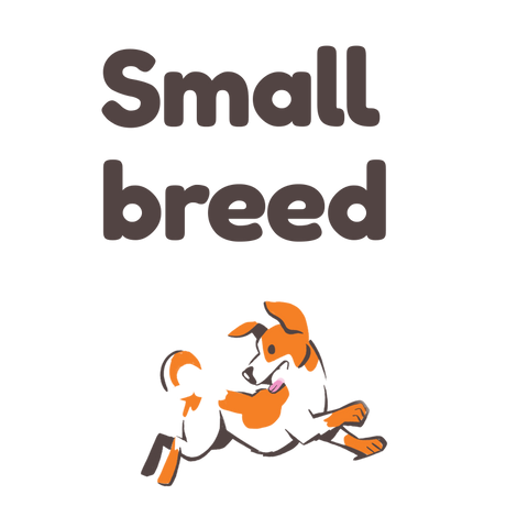 5. Small breed dog food