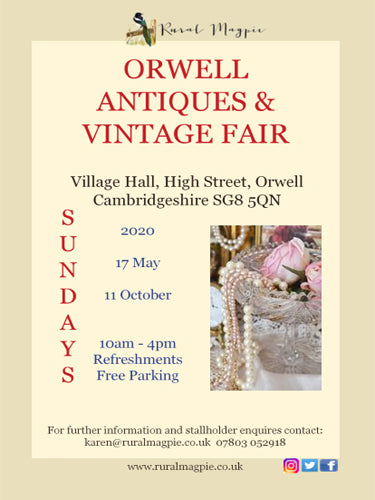 Orwell Antiques & Vintage Fair